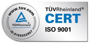 TUV_ISO-9001